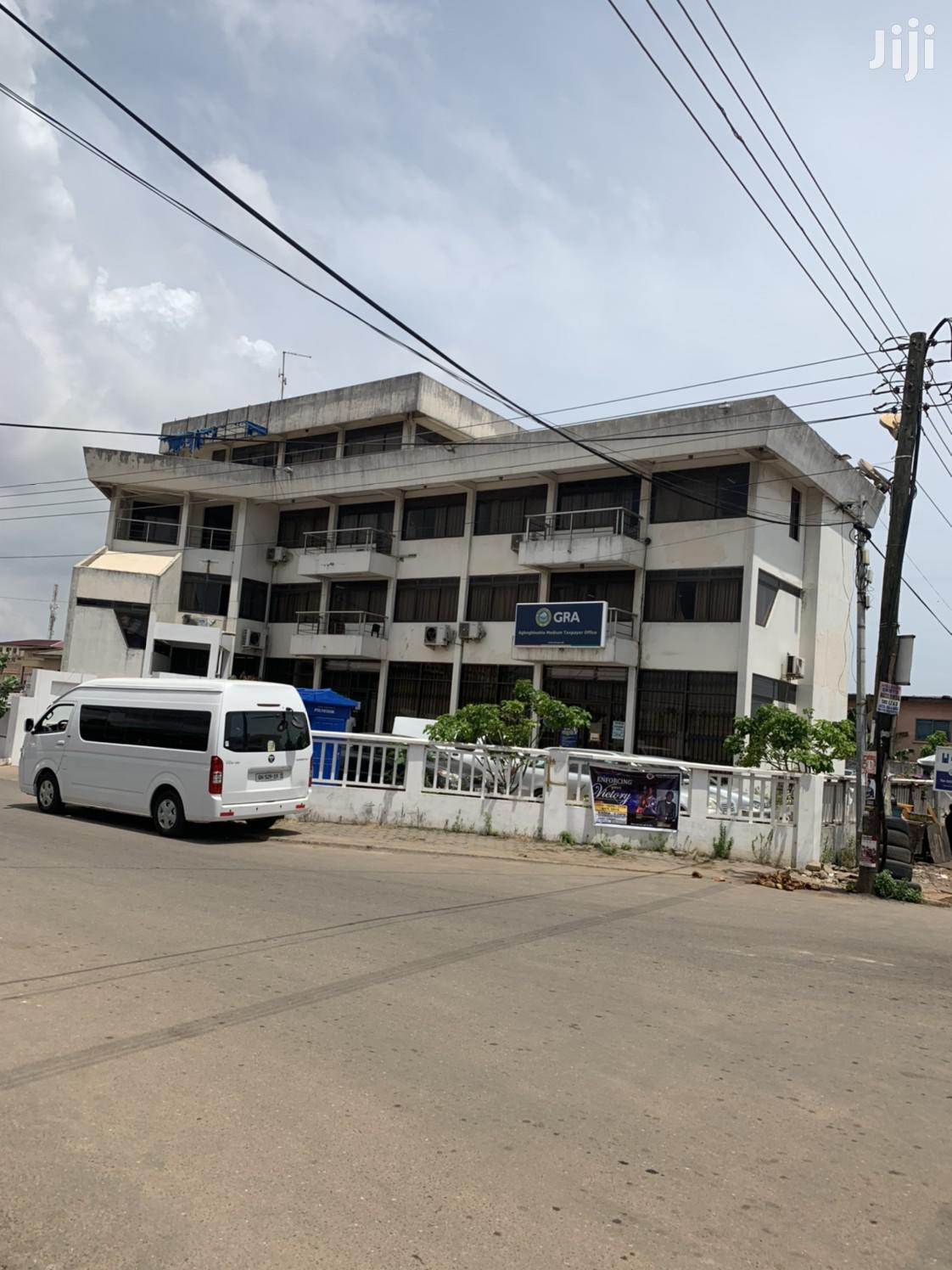 Archive: Office Building for Sale