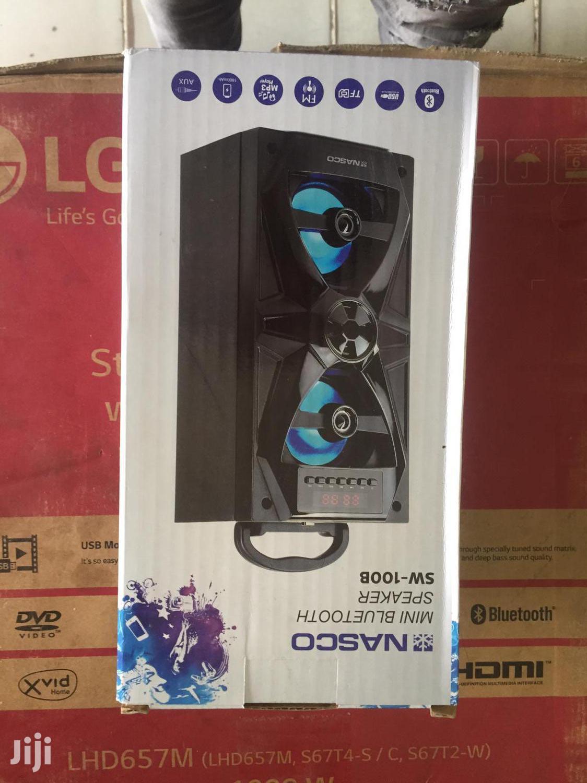 Nasco 6 Watt Mini Bluetooth Speaker