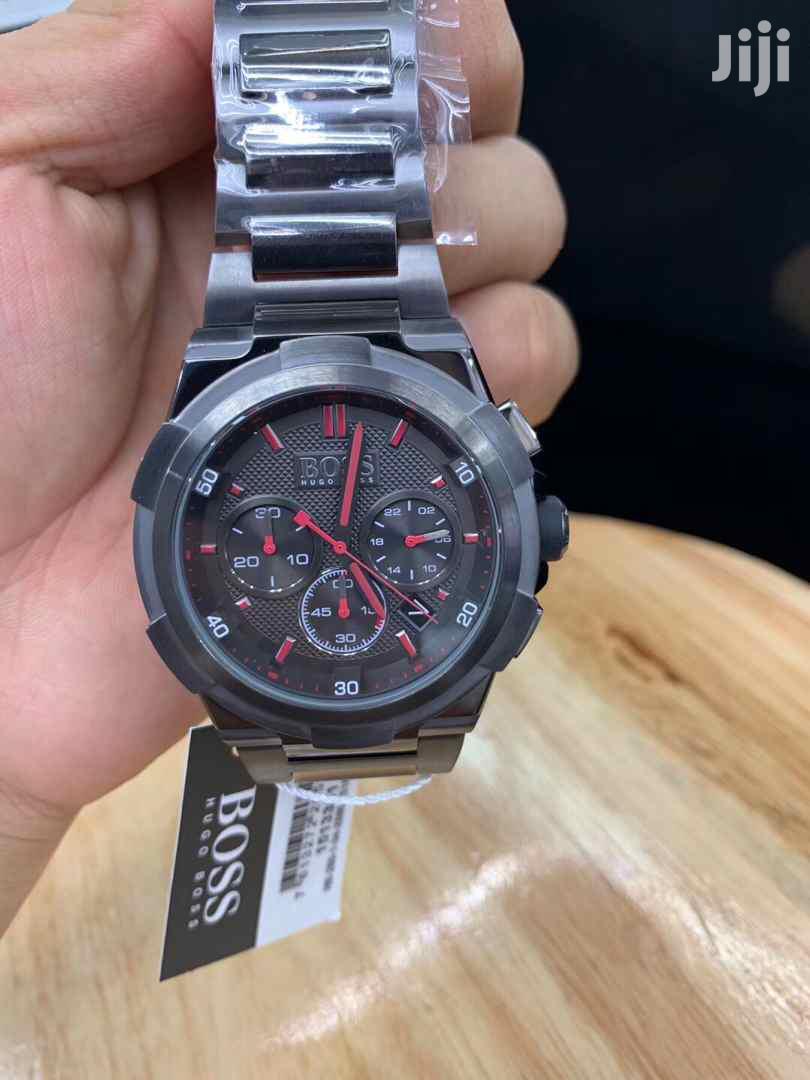 Archive: Hugo Boss Watch
