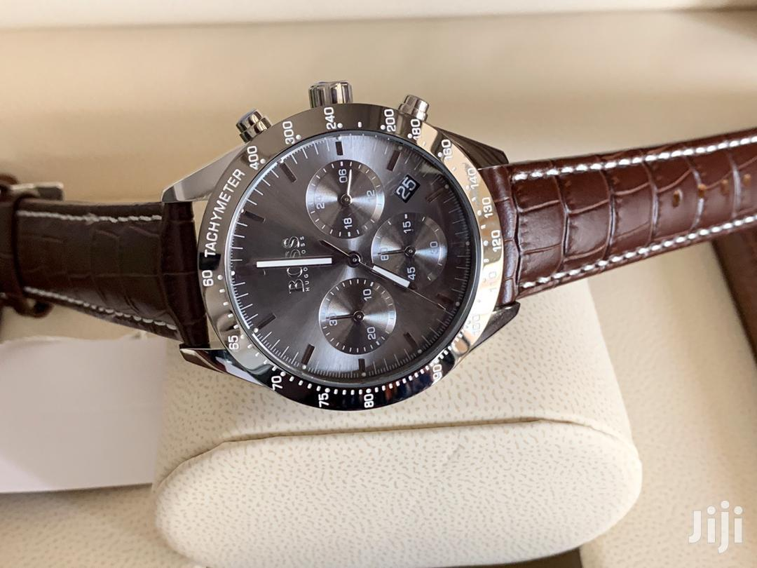 Archive: Hugo Boss Watches