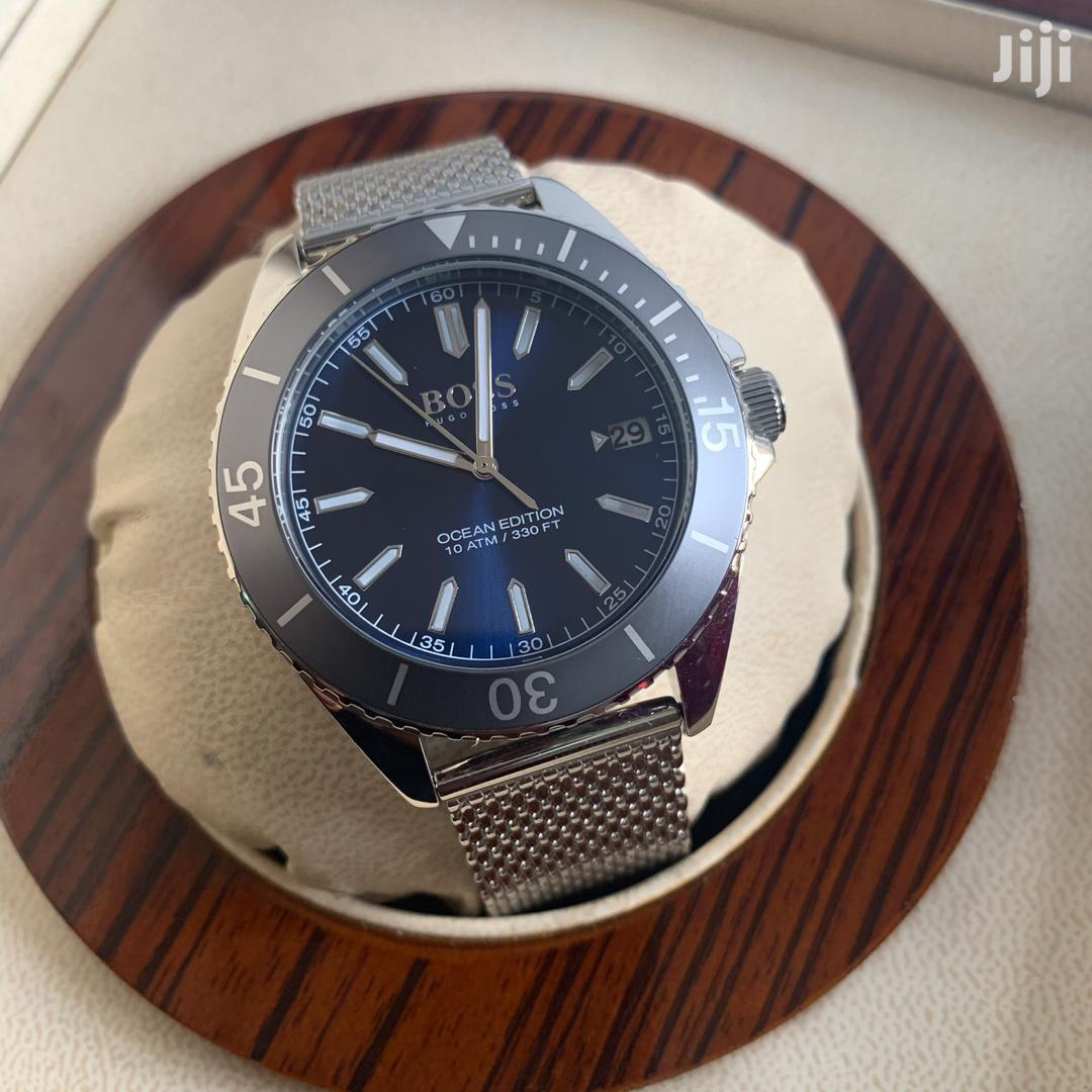 Archive: Boss Watches