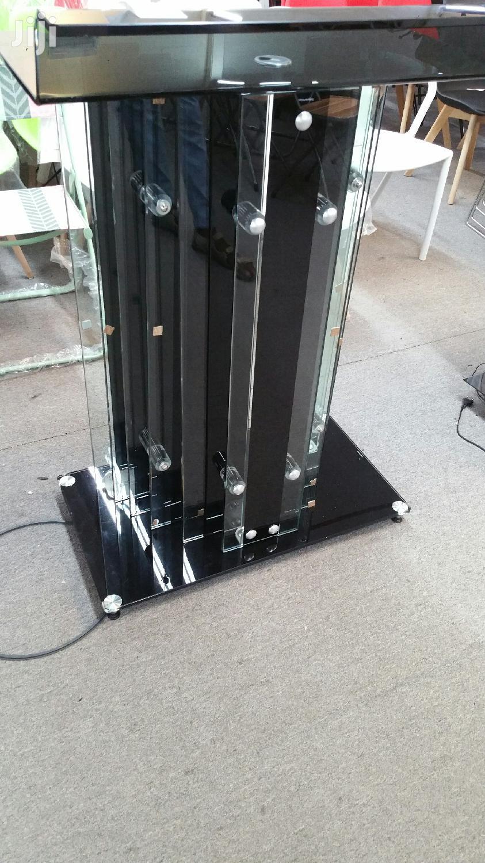 Acrylic Glasspulpit