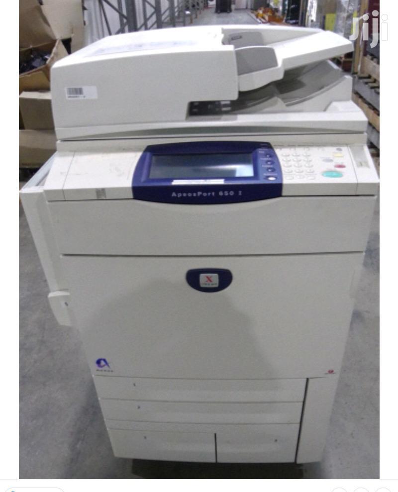 Archive: Xerox Photocopy