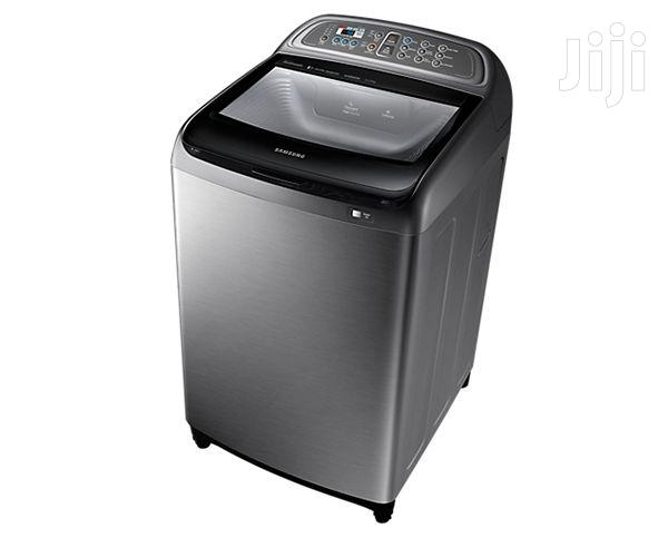 Samsung Auto Top Load Washing Machine 11kg | Home Appliances for sale in Achimota, Greater Accra, Ghana