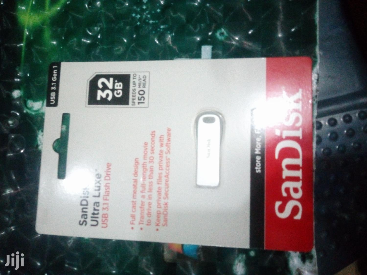 32gb Sandisk Pen Drive | Computer Accessories  for sale in Kokomlemle, Greater Accra, Ghana