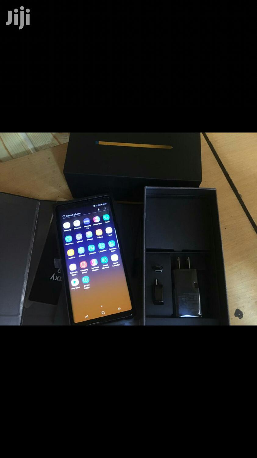New Samsung Galaxy Note 9 128 GB Black | Mobile Phones for sale in Kokomlemle, Greater Accra, Ghana