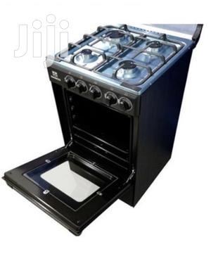 New Nasco 4 Burner Gas Cooker With Oven