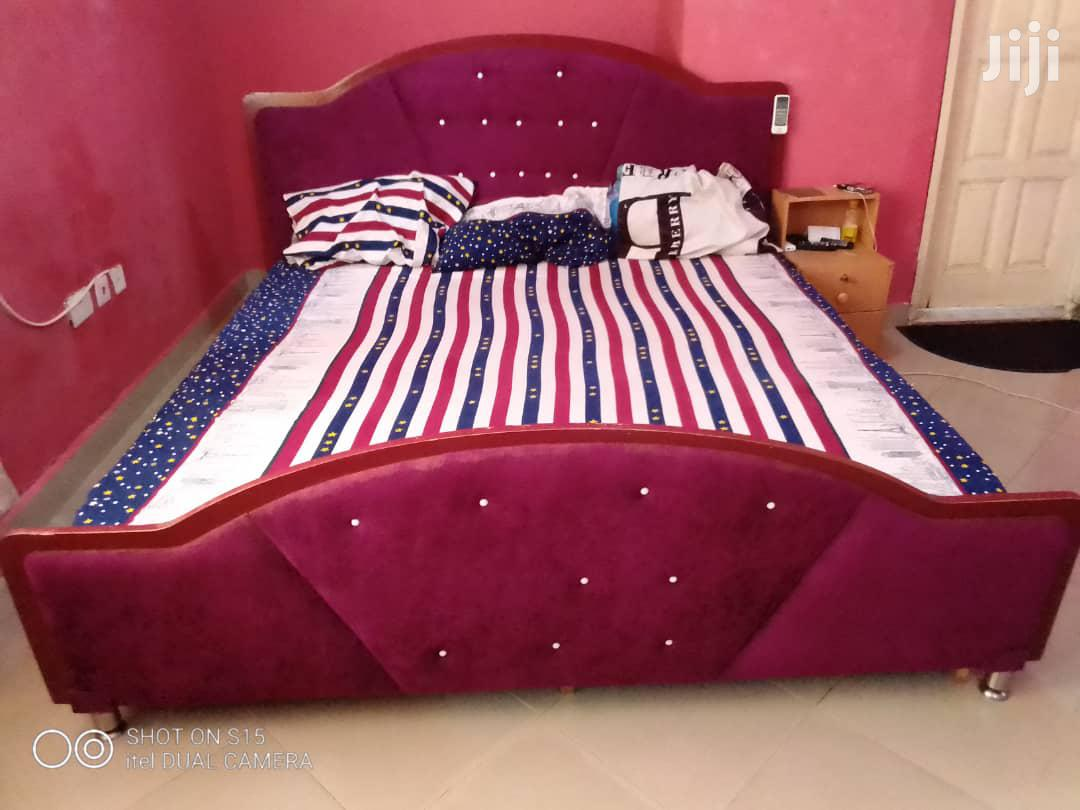 Archive: Executive King Size Bed With Mattress