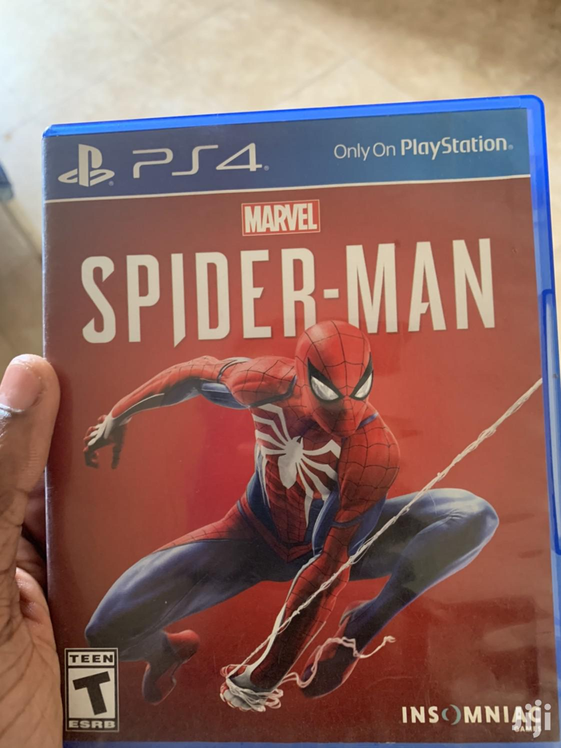 Archive: Spider-man Ps4