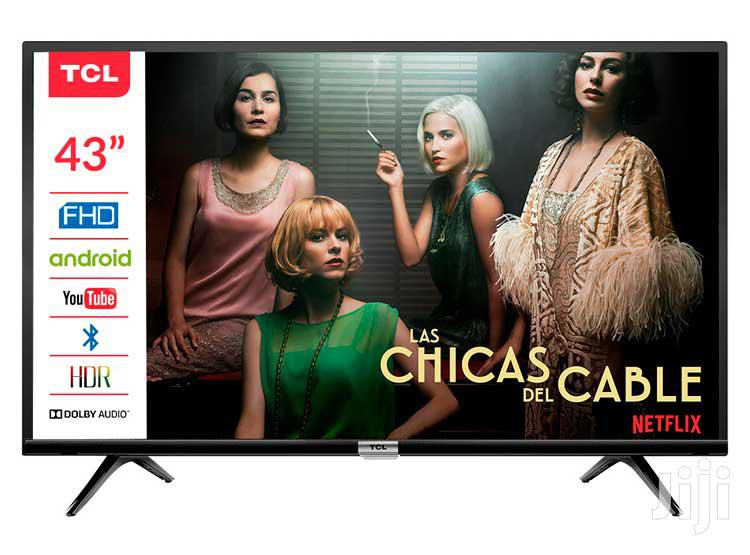 Original New Tcl 43 Inch Android Ai Smart Tv 43s6500 In Adabraka Tv Dvd Equipment Home Of Electronics Jiji Com Gh For Sale In Adabraka Buy Tv Dvd Equipment