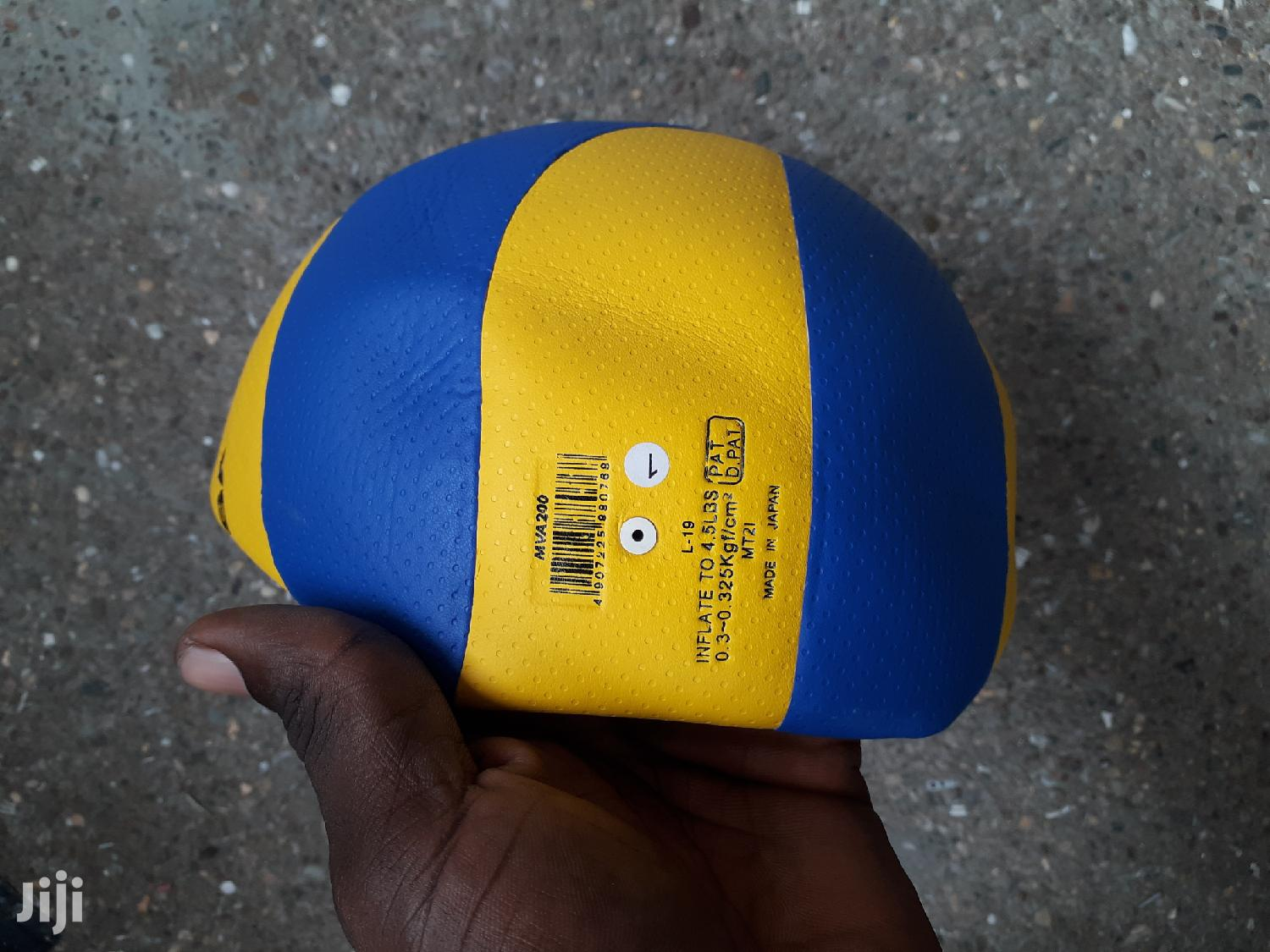 Original Mikasa Volleyball At Cool Price | Sports Equipment for sale in Dansoman, Greater Accra, Ghana