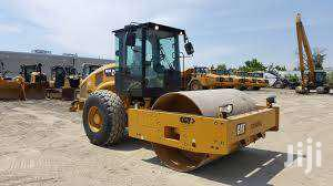 CAT Rollers Or Road Compactors For Rent In Accra