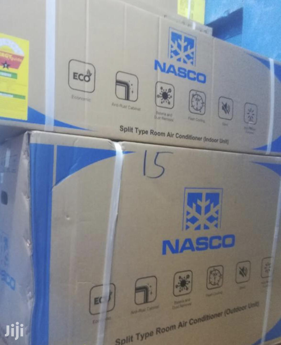 Quality Nasco 2.5 HP Split Air Conditioner