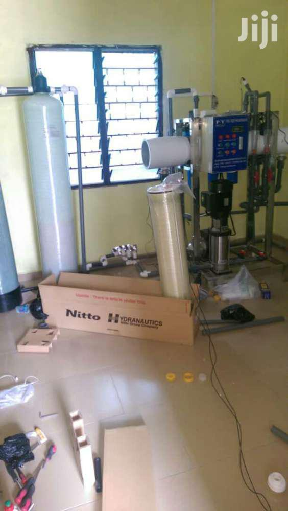 Koyo Pure Water Packaging Unit | Manufacturing Services for sale in Akuapim North, Eastern Region, Ghana