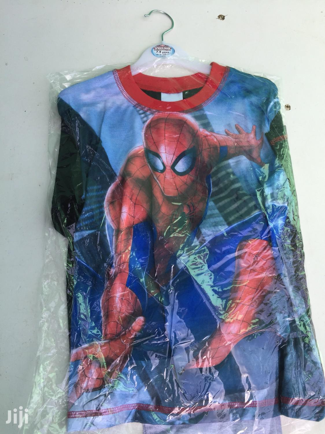 Kids Lacose T-Shirts Night Wears From U.K for Sale | Children's Clothing for sale in North Kaneshie, Greater Accra, Ghana