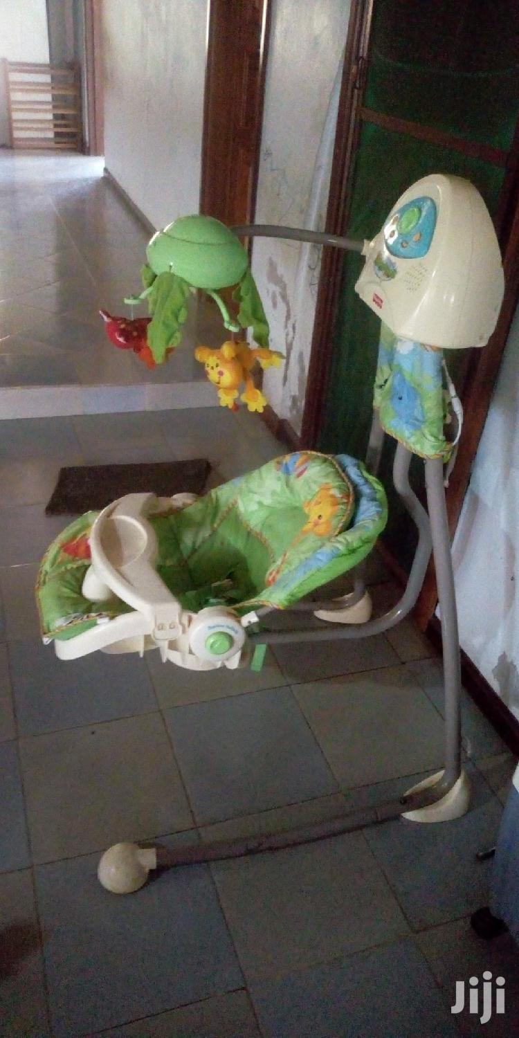 Archive: Baby's See Saw