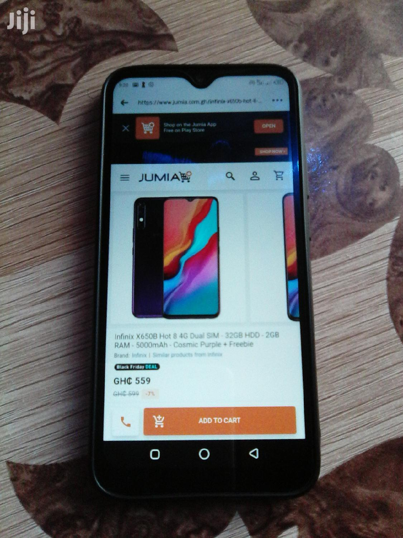 Archive: New Infinix S4 32 GB Gray