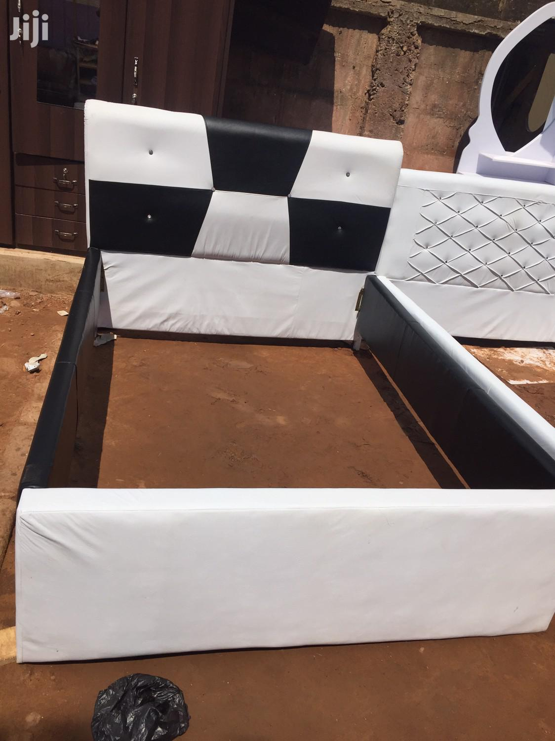 Quality Leather Bed Frames at Affordable Price. | Furniture for sale in Zongo, Greater Accra, Ghana