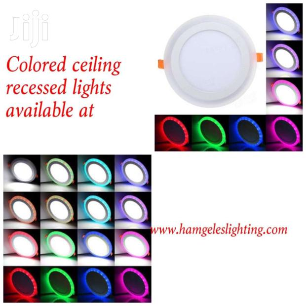 Archive: Colored LED Panel Lights For Sale