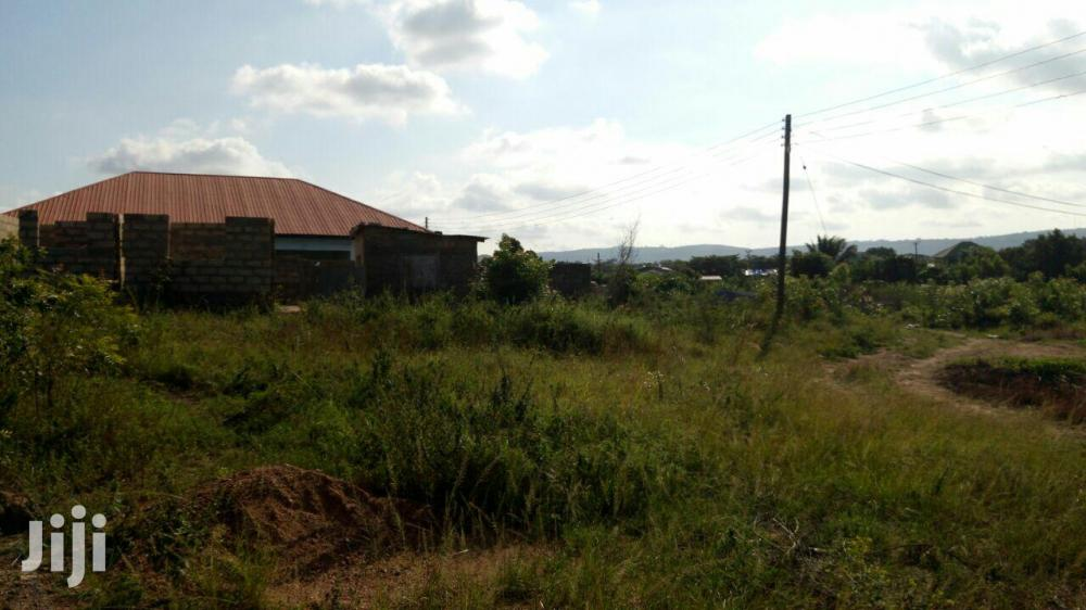 Archive: Buy a Land at Oyibi Saasabi