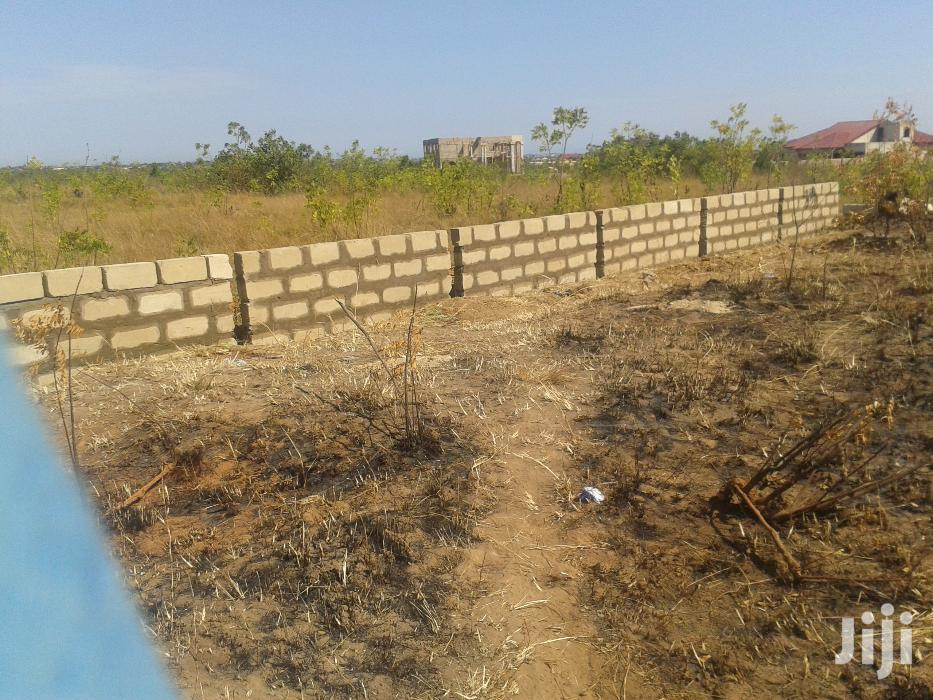 Archive: Buy a Roadside Land at Oyibi Valley View