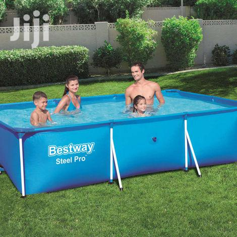 Bestway Steel Pro Swimming Pool With Steel Frame | Plumbing & Water Supply for sale in Adenta Municipal, Greater Accra, Ghana