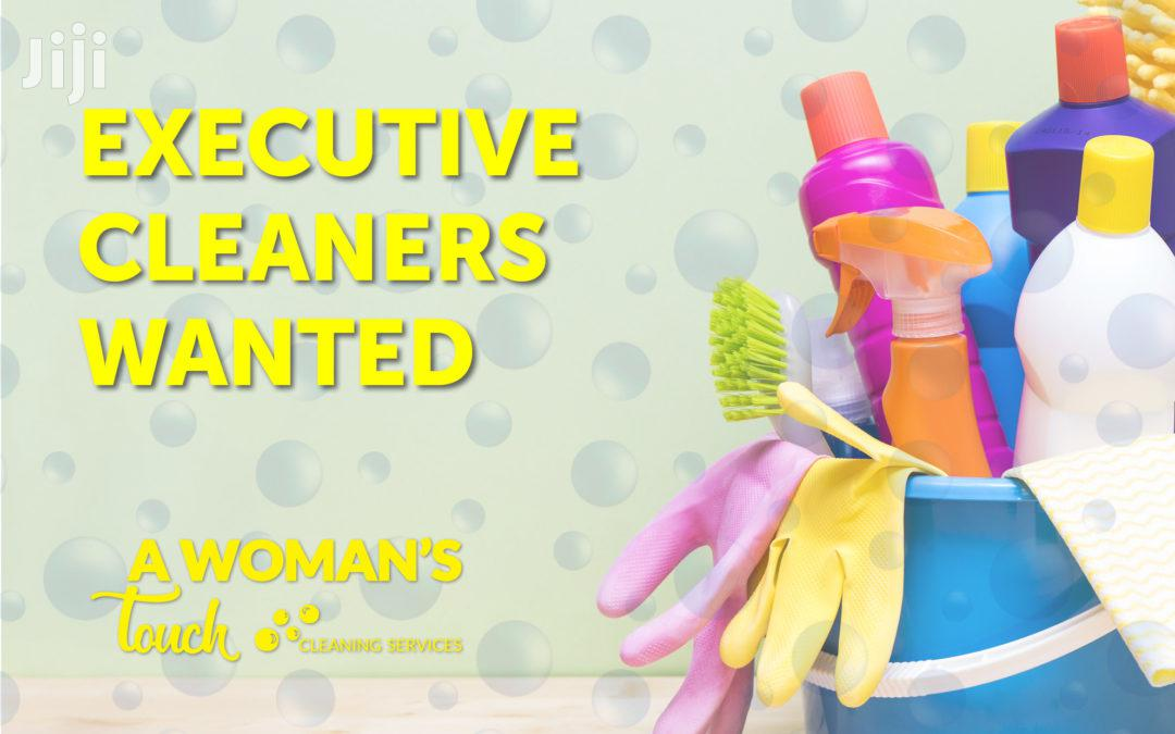 Archive: Bank Cleaners Needed, Ready Job