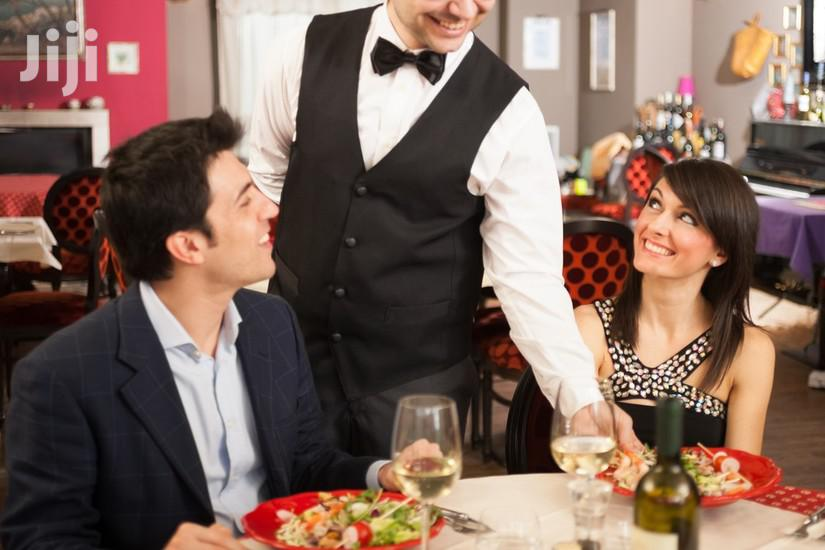 Archive: Hotel Waitress/Waiters/Cooks Wandet,Ready Jobs.