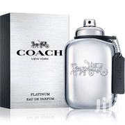 COACH PLANTINUM 100ML | Fragrance for sale in Greater Accra, Adenta Municipal