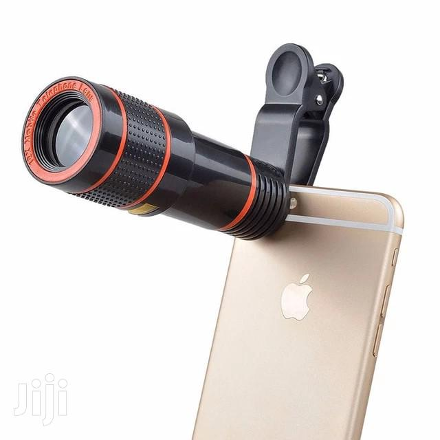 Archive: 12x Smartphone Telescope Lens