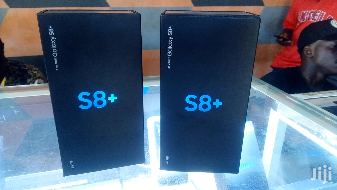 New Samsung Galaxy S8 Plus 128 GB | Mobile Phones for sale in East Legon (Okponglo), Greater Accra, Ghana