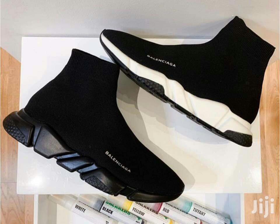 Original Nike And Balenciaga In Box in