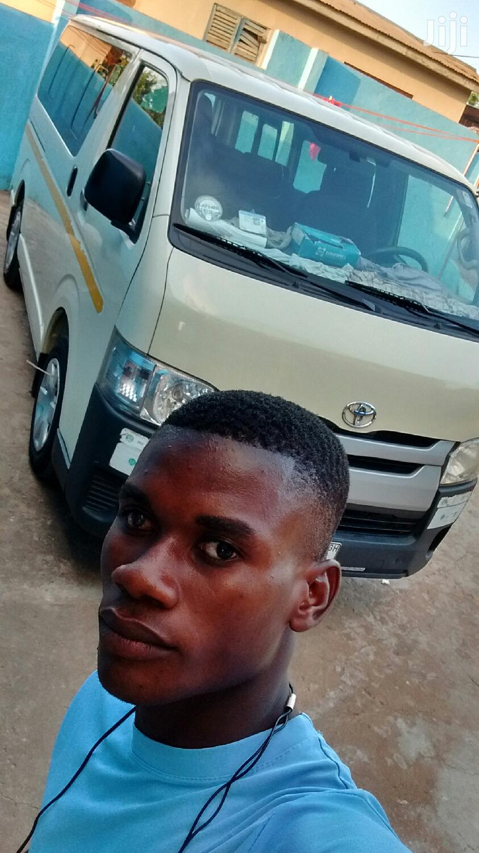 Driver Work CV