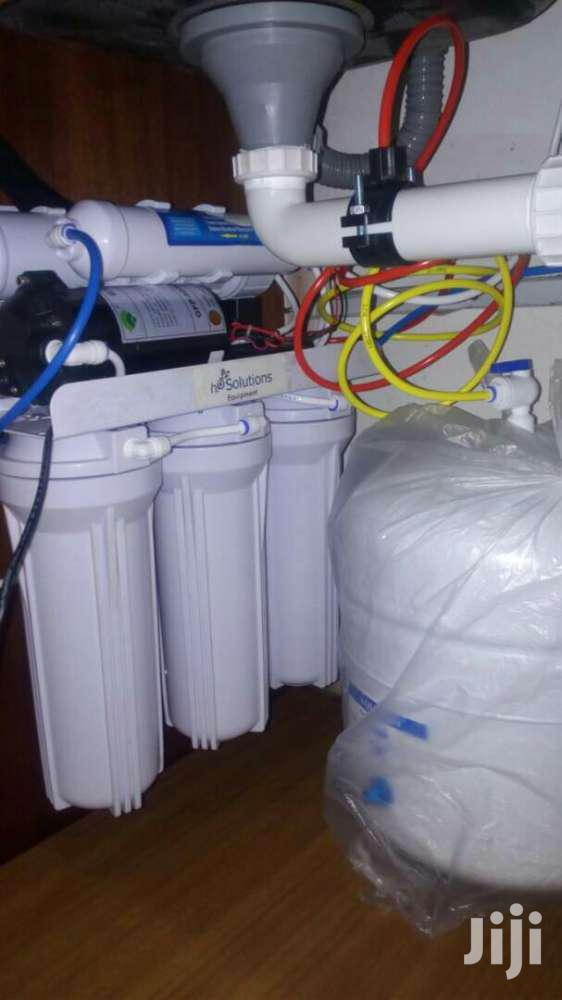 Water Treatment Machine | Building & Trades Services for sale in North Labone, Greater Accra, Ghana