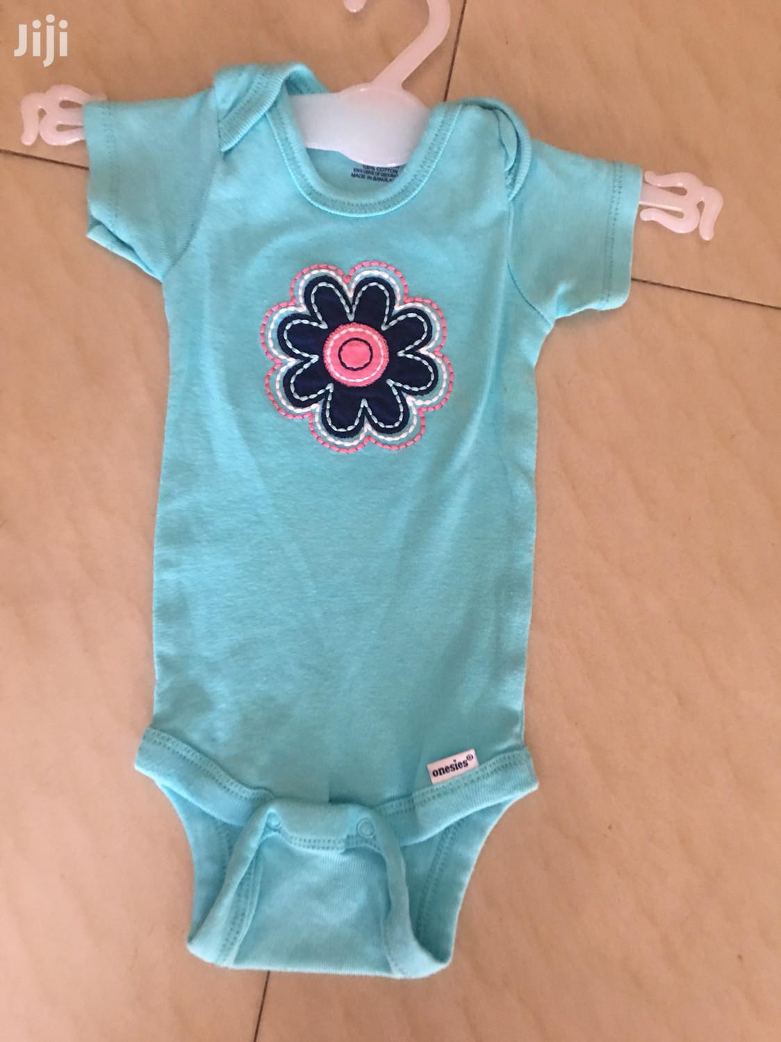Archive: Set Of Baby Rompers. (5 Pcs)