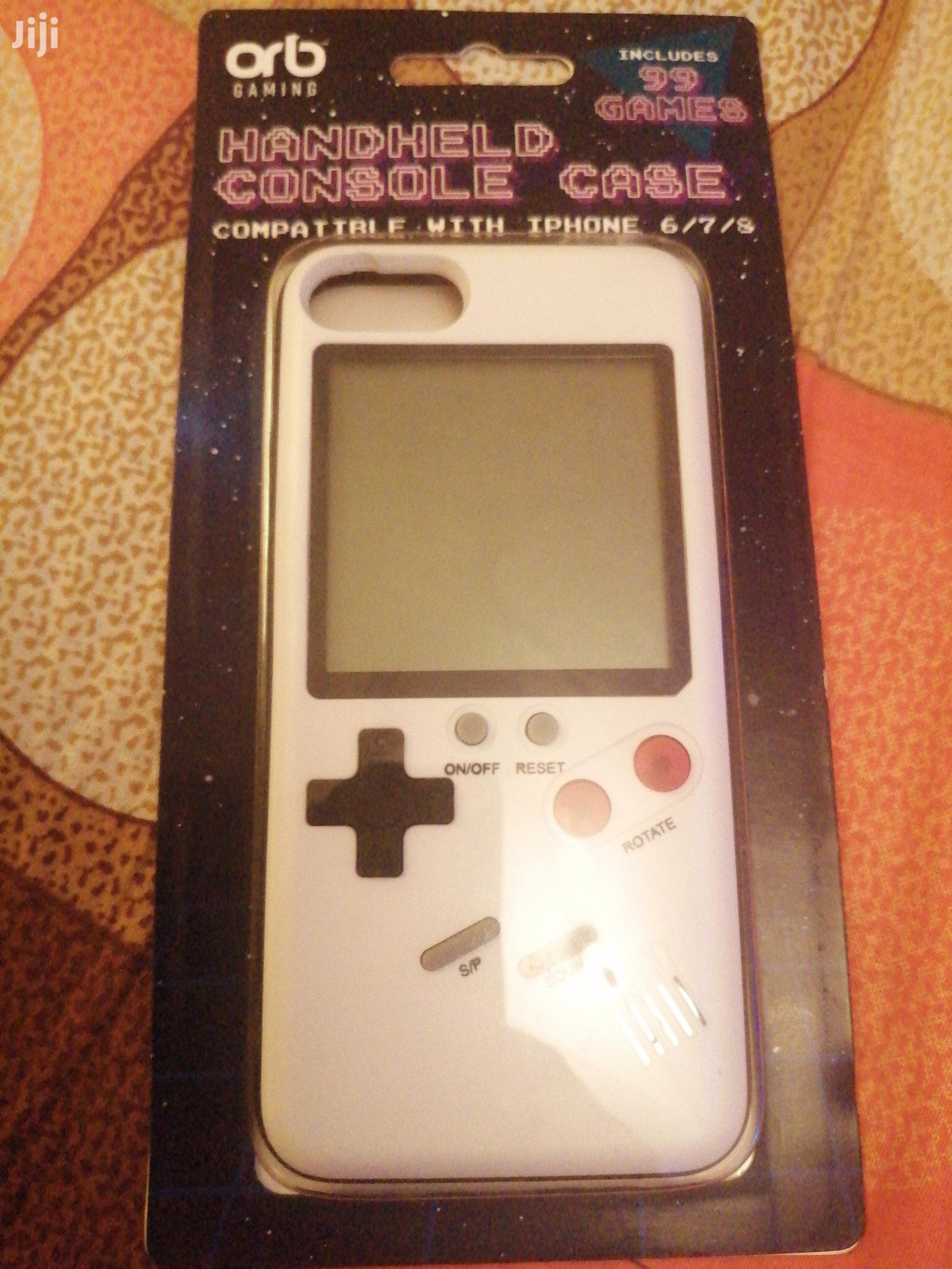 Console iPhone Case for 6/7/8