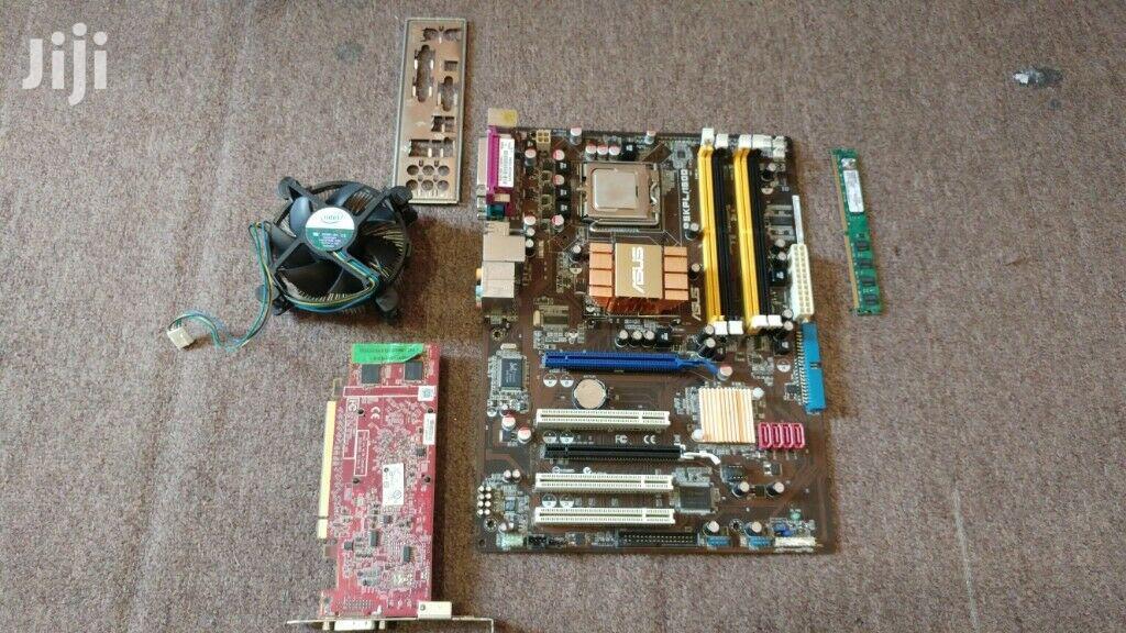 ASUS P5kpl/1600 Motherboard