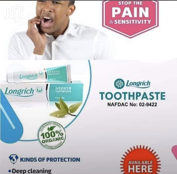 Longrich Toothpaste | Bath & Body for sale in Achimota, Greater Accra, Ghana
