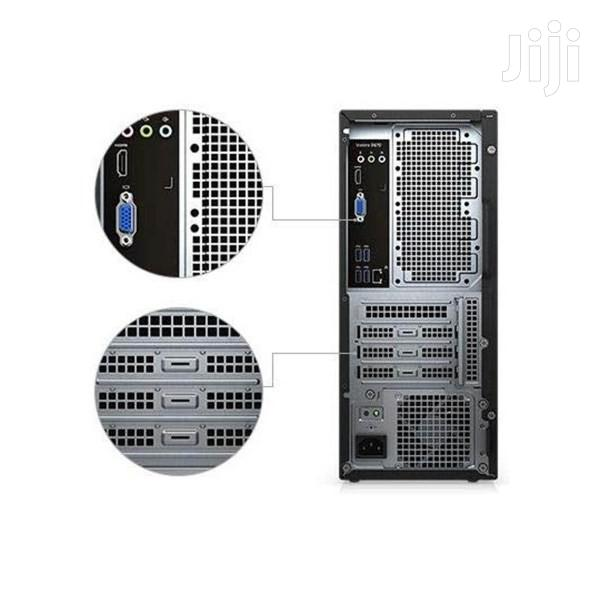 New Desktop Computer Dell 4GB Intel Core i3 HDD 1T   Laptops & Computers for sale in Adabraka, Greater Accra, Ghana