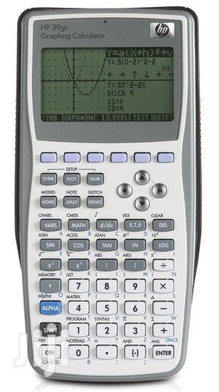 HP 39GS Graphing Scientific Calculator
