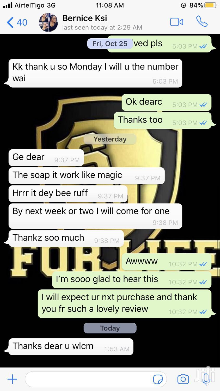 Black Soap | Bath & Body for sale in East Legon, Greater Accra, Ghana