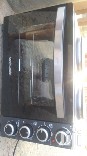 Cookworks Oven/Grill With 2 Hot Plates | Kitchen Appliances for sale in Greater Accra, Ga South Municipal