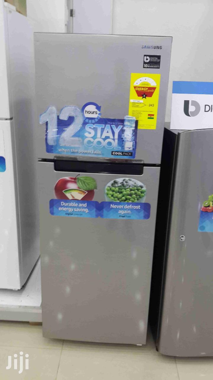 Digital Inverter Samsung 260 Lts Fridge Top Mounted Freezer