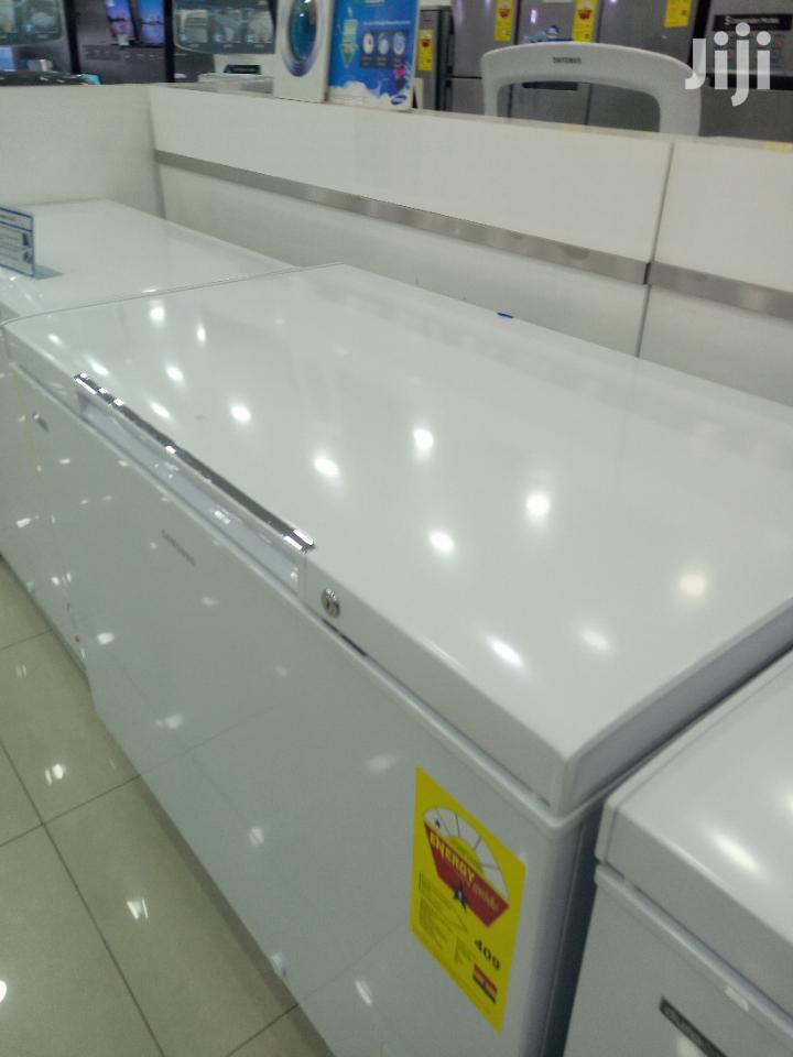 Archive: Built in Stabilizer Samsung 310 L Chest Freezer White