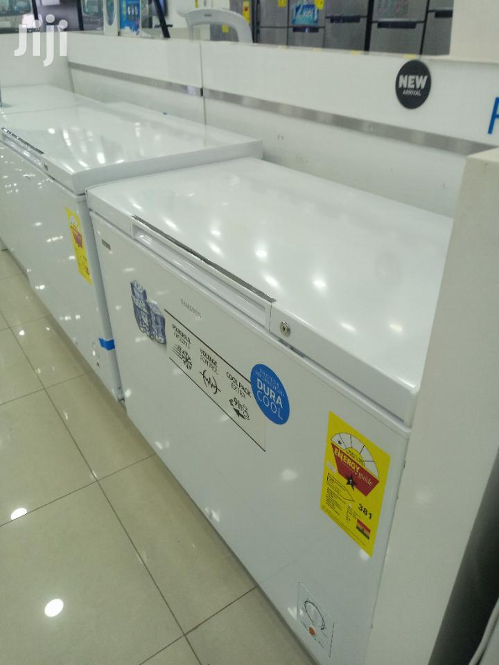 Samsung 260L Chest Freezer - ZR26FARAEWW