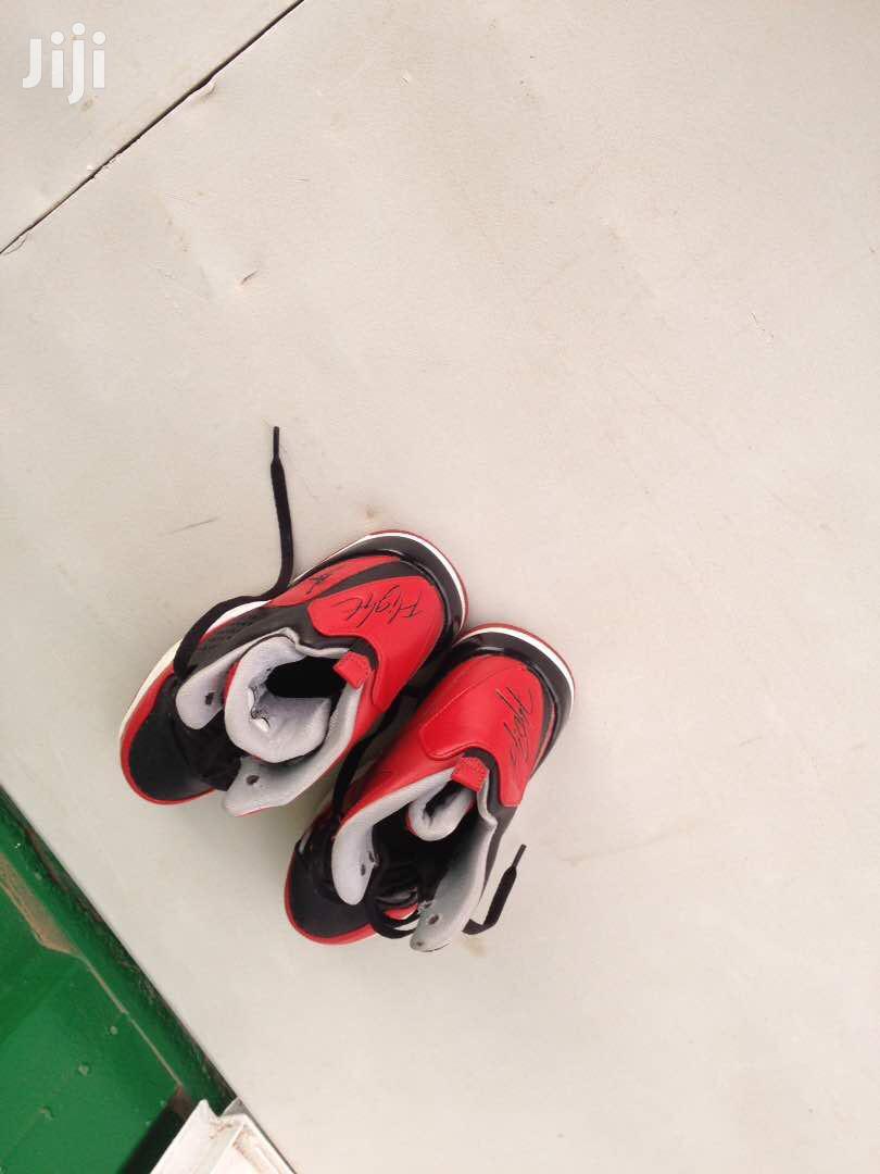Used But Neat Jordan Sneaker For Kids From U.K For Sale