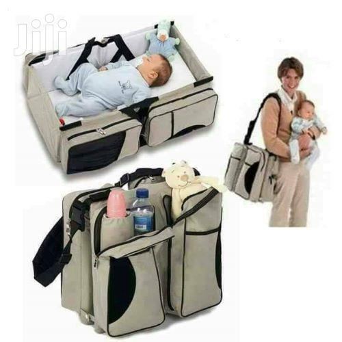 2 In 1 Baby Bag And Bed