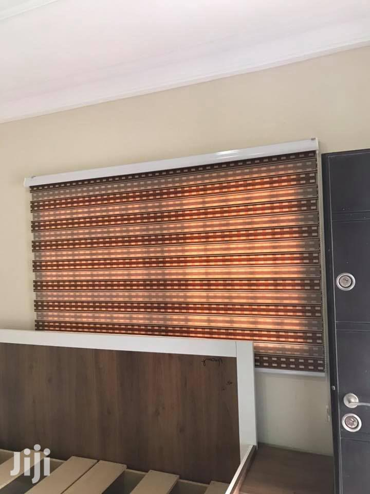 Installation Free Home Curtains Blinds