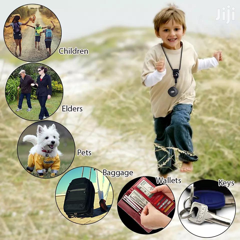 Human GPS Tracker