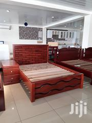 Bricks Double Size Bed   Furniture for sale in Greater Accra, Achimota